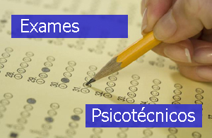 Exames psicotecnicos